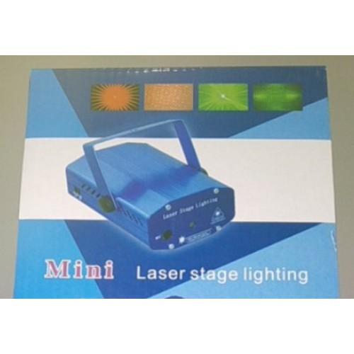 Мини лазерный проектор - точки