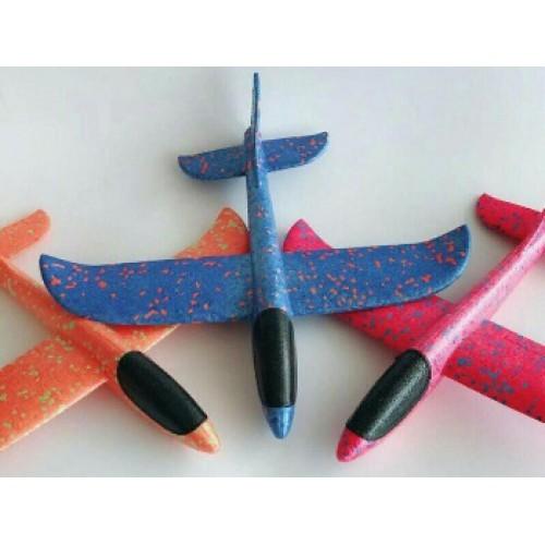 Пенопластовый самолетик 35см