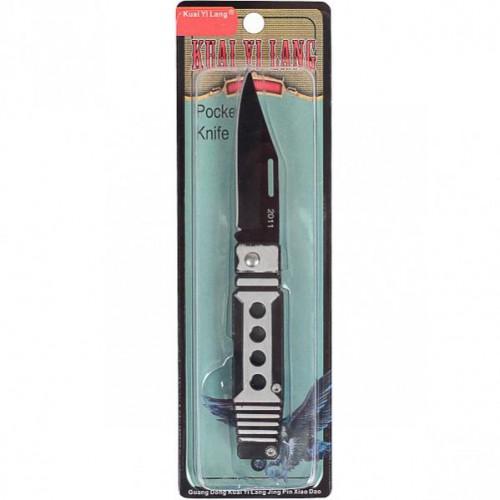 Нож складной карманный 16см