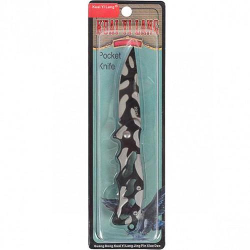 Нож складной карманный 14,5см