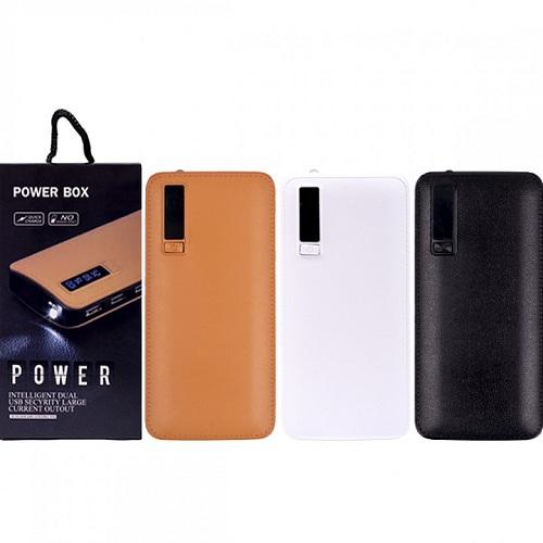 Портативное зарядное устройство 2 USB POWER BANK