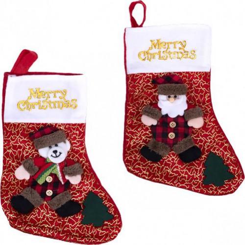 Сапог для подарков Merry Christmas