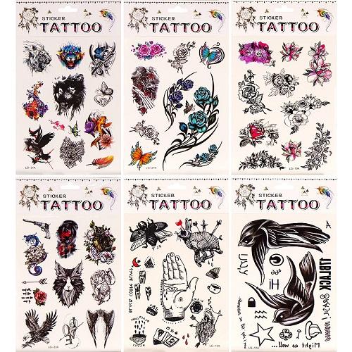 "Татуировки ""Tattoo"" LG-A"
