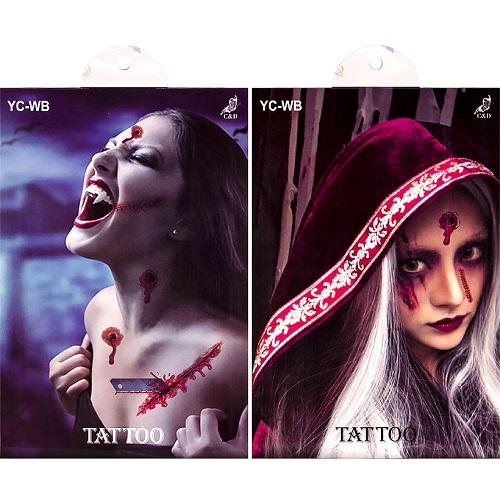 """Татуировки """"Тattoo"""" (шрамы, удары, потеки,синяки)"""