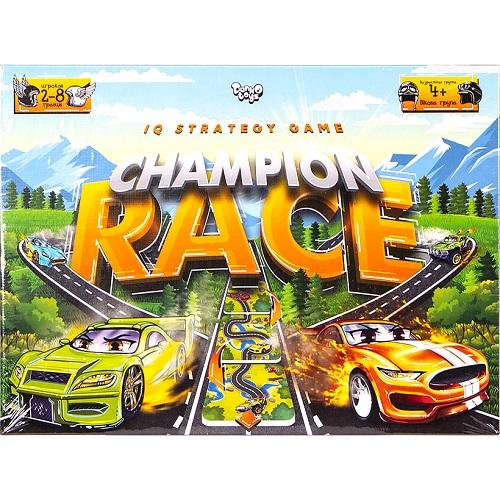 """Настольная игра """"Champion Race"""" 4+"""