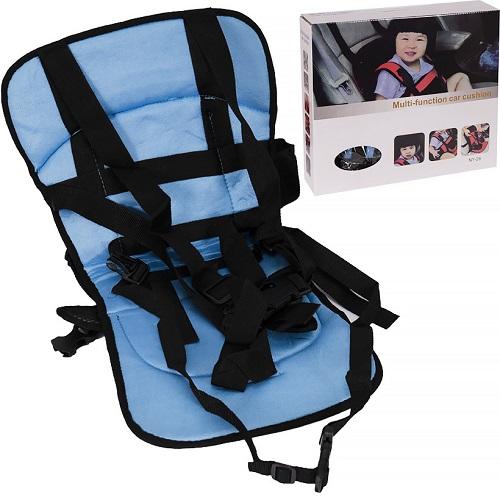 Автомобильное кресло для детей MULTI FUNCTION CAR CUSHION 34*30*10см