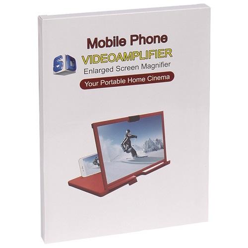 Увеличитель экрана для телефона и планшета MOBILE PHONE VIDEO AMPLIFIER