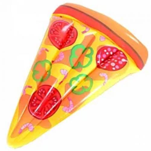 Надувной матрас кусочек Пицца