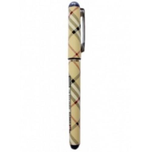 """Ручка гель """"Signature-Burberry"""" 1.0мм в кор"""
