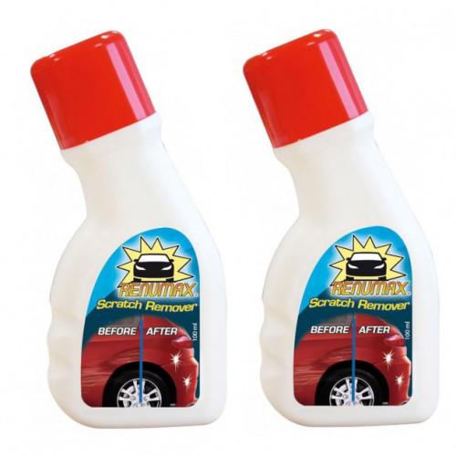 Renumax средство для удаления царапин, жидкое стекло, полироль авто
