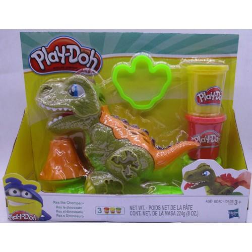 """Набор для лепки с игрушкой """"Динозавр"""""""