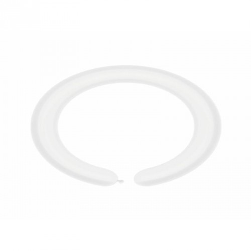 """D4/01 Шарики-конструктор 2' (5см) пастель БЕЛЫЙ """"Gemar"""" Италия (100шт)"""