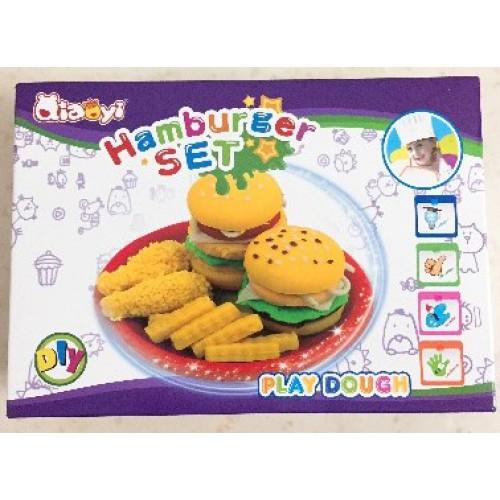 """Набор для лепки """"Гамбургер"""""""