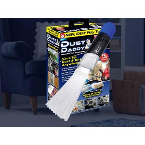 Насадка на пылесос Dust Daddy (малая) для труднодоступных мест