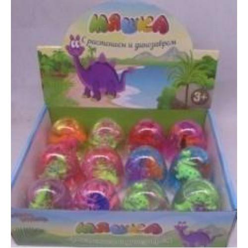 """Лизун желе """"Динозавр в яйце"""""""