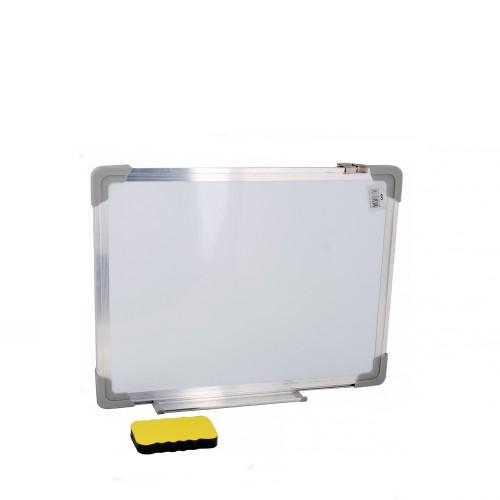 Доска магнитно-маркерная ''Флипчарт'' в алюминевой рамке 30*40см