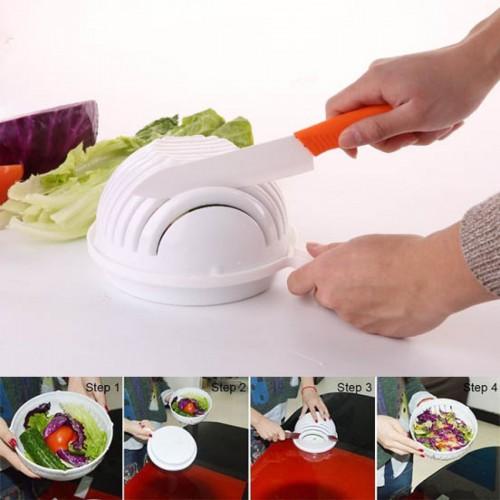 Овощерезка 3в1 Salad Cutter Bowl
