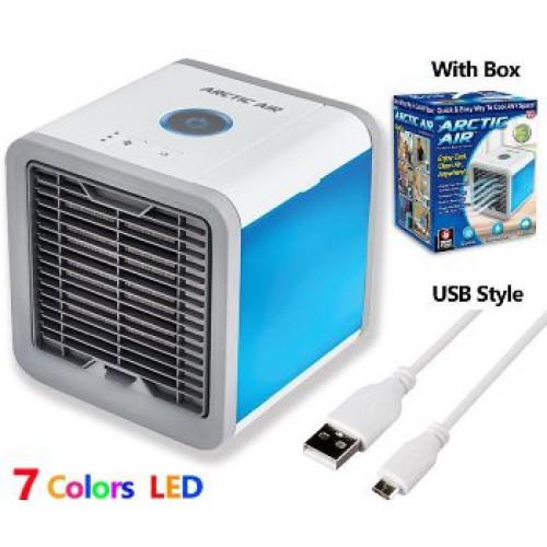 Мобильный мини кондиционер Arctic Air USB переносной компактный портативный охладитель