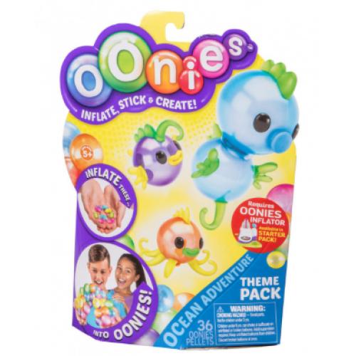 Дополнительный комплект шаров Oonies Ocean Adventure