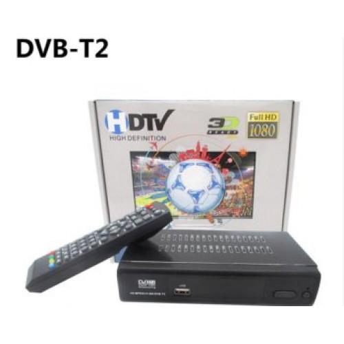 Приставка Т2 HDTV- Цифровой эфирный DVB-T2 ресивер