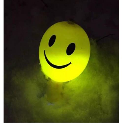 """Светящиеся шарики """"Смайлик"""" (4шт)"""