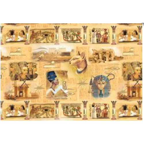 """Подарочная бумага В1 (707*1000мм) """"Египет"""""""
