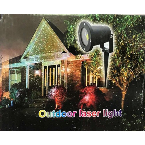 Лазерный проектор Outdoor Laser Light