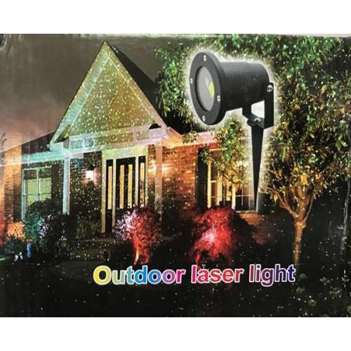 Лазерный проектор Outdoor Laser Light