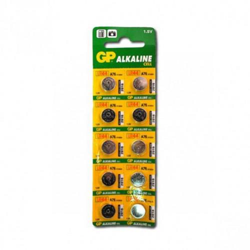 "Батарейки GP-А76 LR44 ""таблетка"" Alkaline, 1,5V"