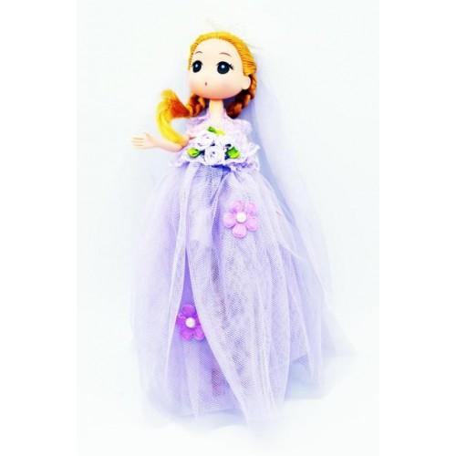 """Брелок """"Куколка-невеста"""" 25см"""