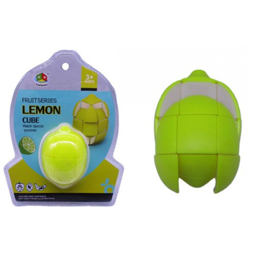 """Кубик-рубик -Лимон"""" 75*50мм"""