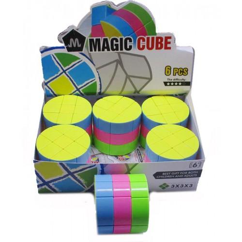 Кубик Рубика-круглый 55мм
