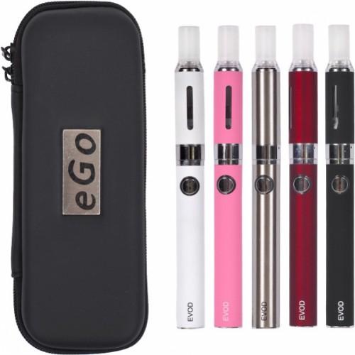 Электронная сигарета 15*1,4см в футляре