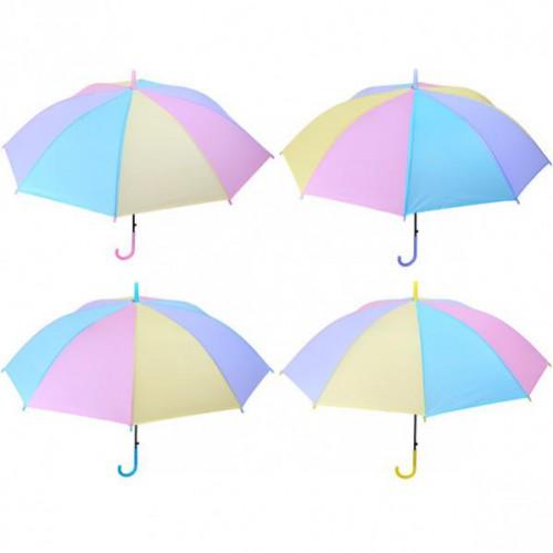 Зонтик-трость детский разноцветный