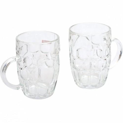 Бокал для пива 0,5л стекло
