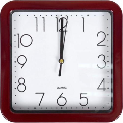 Настенные часы «Квадрат» 19,5*19,5*4см
