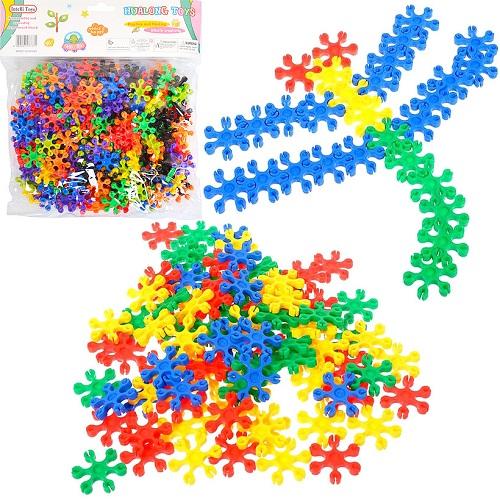 Конструктор Puzzle blocks «Ромашка объемная» 3+