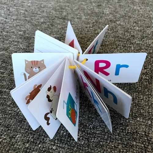 """Обучающие карточки """"Учим английский"""" 63*88мм + маркер сухостираемый 3+"""
