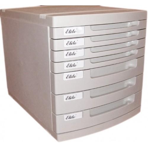 Настольный офисный ящик на 7 лотков