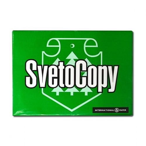 "Бумага для ксерокса А4 500л ""Sveto Copy"""