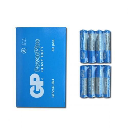 Батарейки GP-24C-IS4 по 4шт син