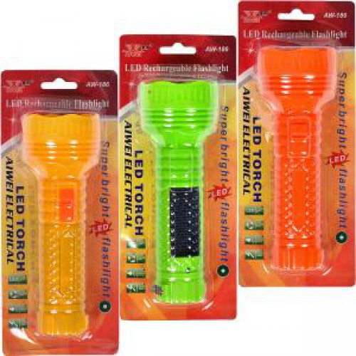 Фонарик LED 16,5см