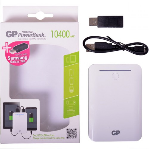 ПЗП GP GL301WE-2B1 10400mAh