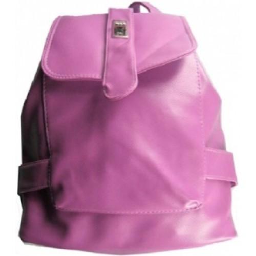 """Рюкзак """"Цветной с карманом"""" 35*26*9см, кожзам"""