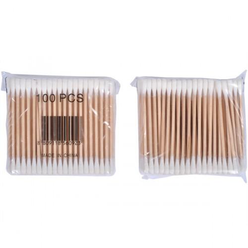 Ушные палочки бамбуковые (100шт)