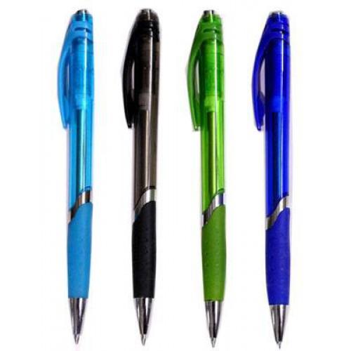 """Ручка """"пишет-стирает"""" 0,5мм, СИНЯЯ"""