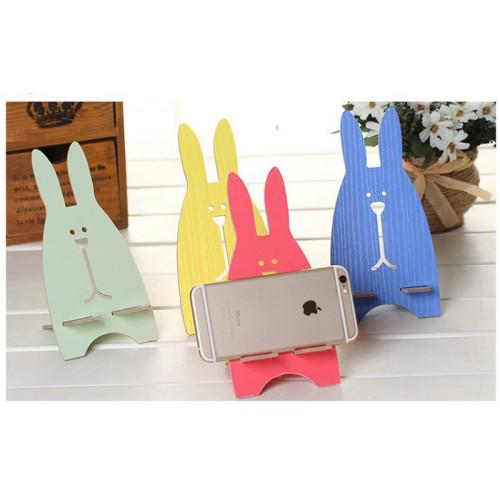 """Универсальная подставка """"Кролик"""" для телефона, планшета 17*8см"""