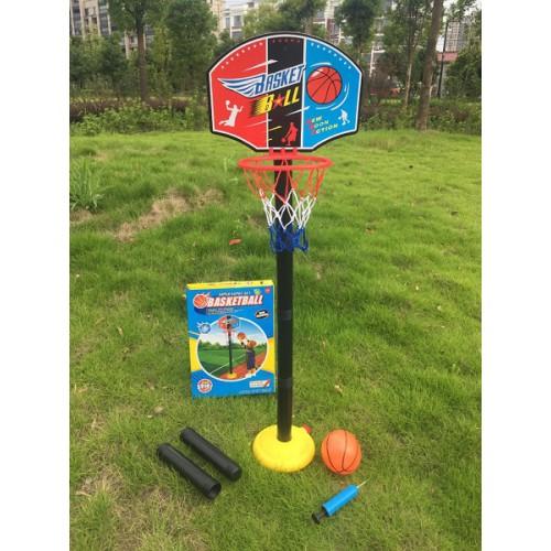 Обучающая детская баскетбольная стойка 115см 3+