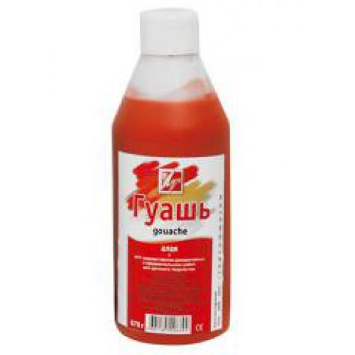 "Гуашь ""Алая"" 500мл в бутылке Луч"