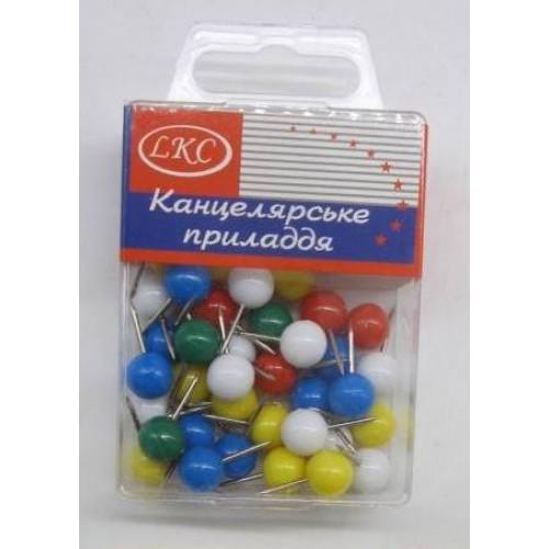 "Кнопка декоративная ""шарик"" (40шт)"